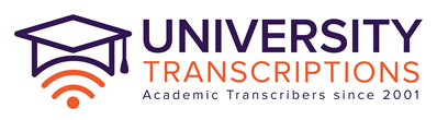 University Transcription Services