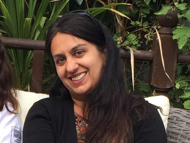 Samantha Paul, Associate Transcriber