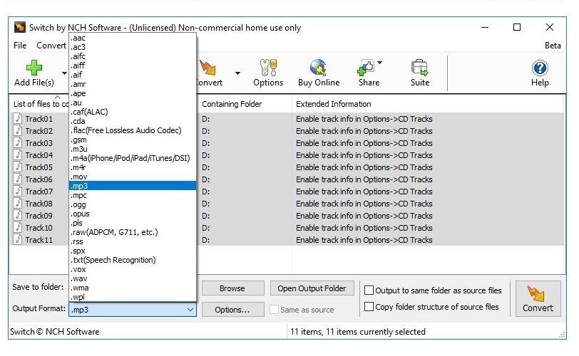 Switch File Converter