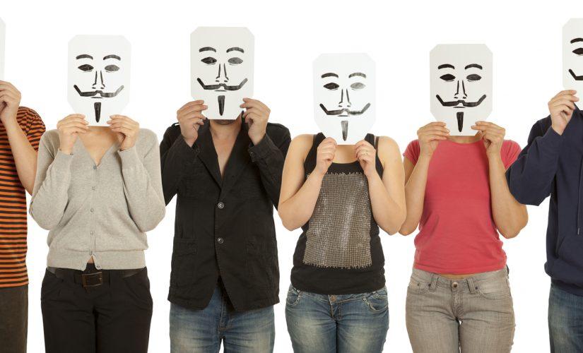 Anonymised transcription