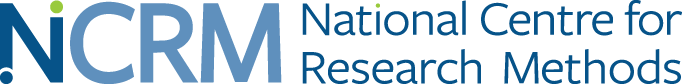 NCRM National Centre for Research Methods