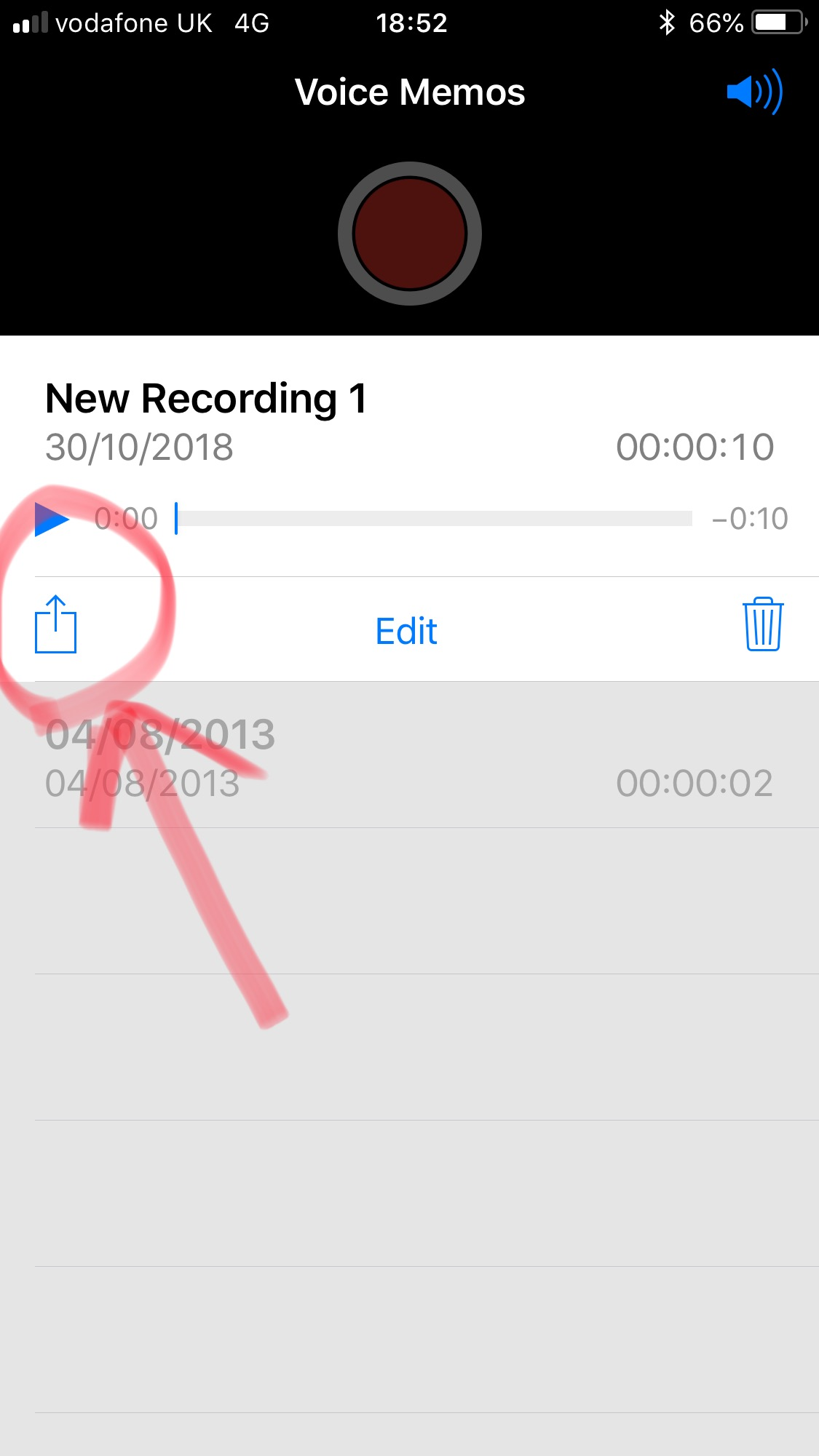 How to use an iPhone to record interviews and how to get the