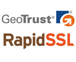 GeoTrust Secured - Rapid SSL