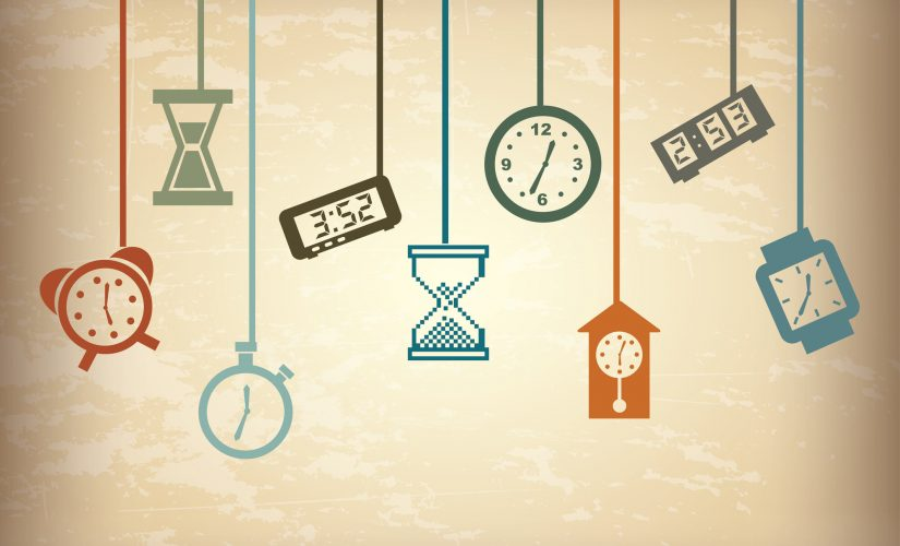 Time Stamping is Free with University Transcriptions